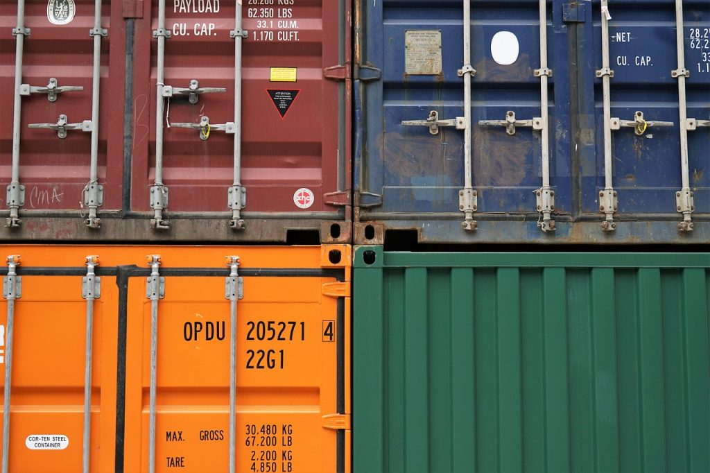 armazens gerais na estrutura logística