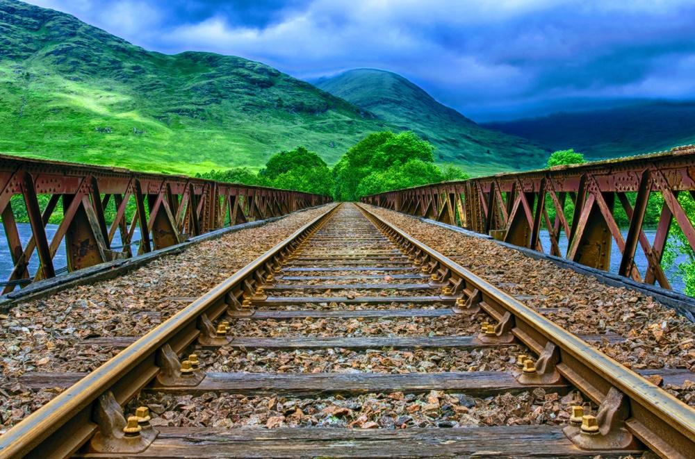 malha ferroviária do brasil